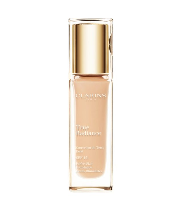Clarins True Radiance Foundation SPF 15