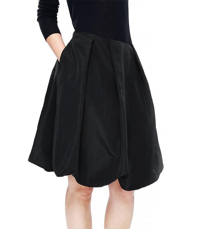 COS Bubble Hem Skirt