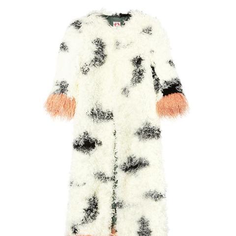 Audrey Faux Shearling Coat