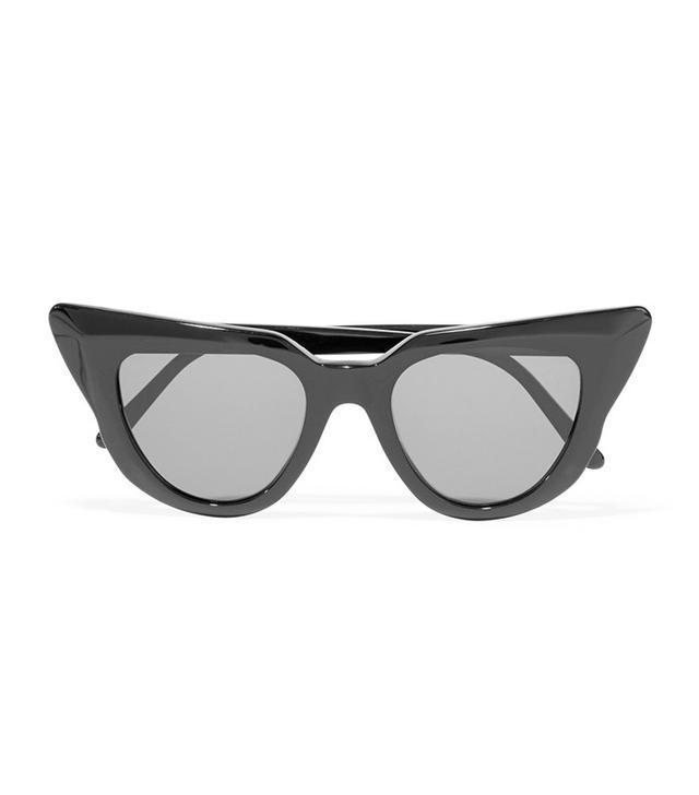 Illesteva Emmanuelle Cat-Eye Sunglasses