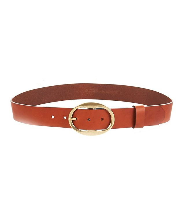 Isabel Marant Étoile Carl Smooth-Leather Belt