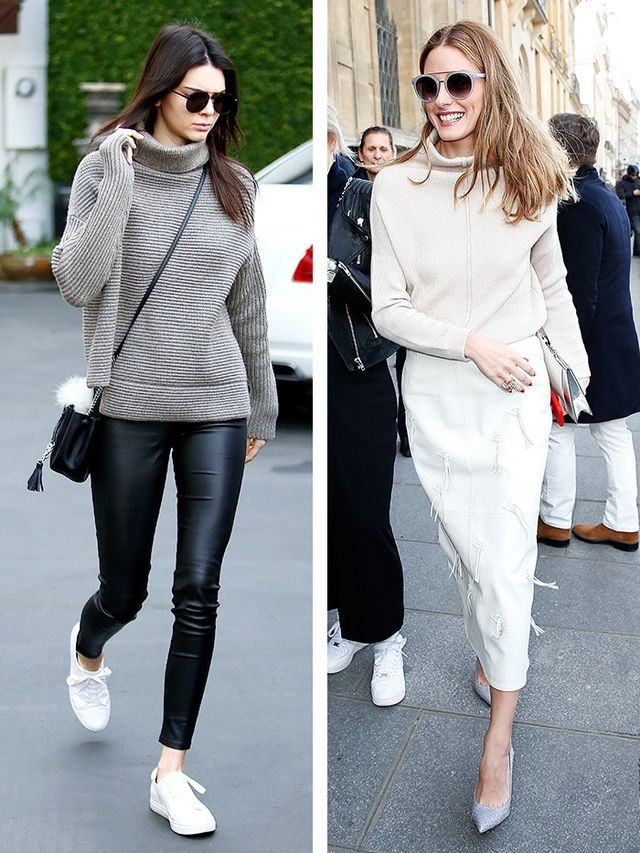 10 Things Olivia Palermo And Kendall Jenner Have In Their Closets Whowhatwear
