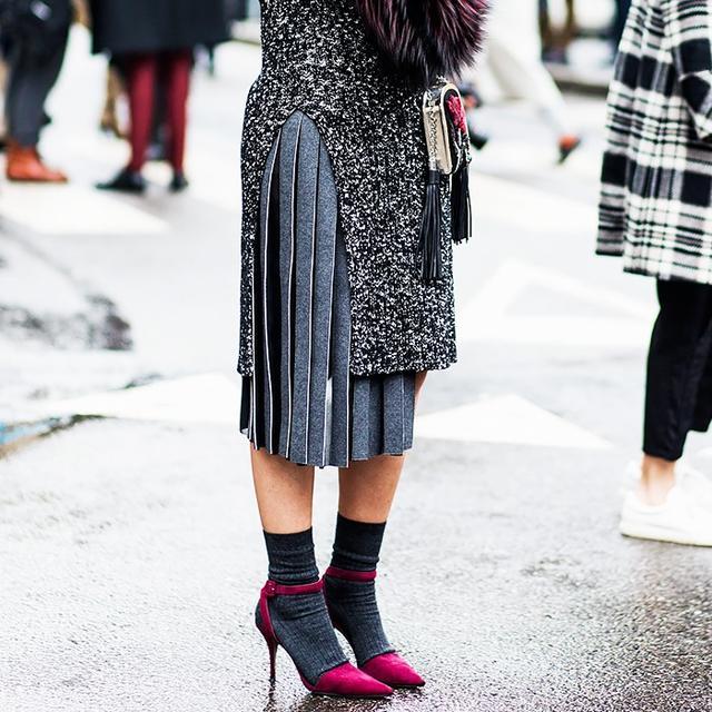 Socks and Heels: A Beginner's Guide