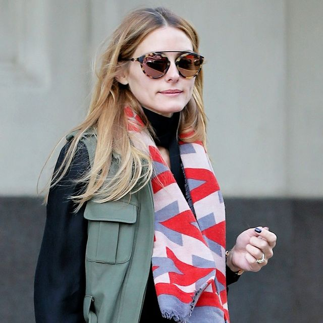 Is Olivia Palermo Bringing Back This Skinny Jeans Trend?