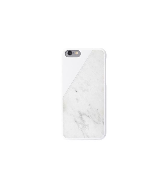 Native Union Clic Marble iPhone Case