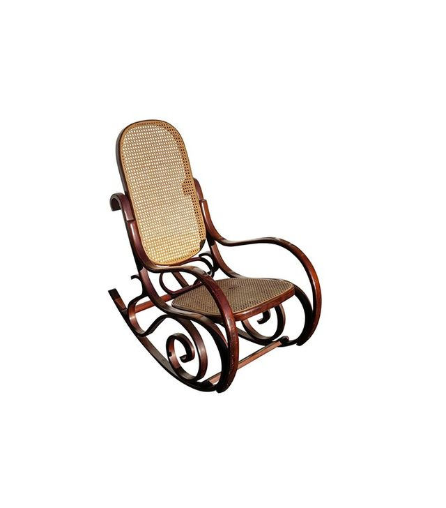Chairish Original Thonet Bentwood Rocker