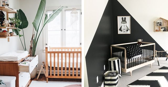 9 Ideas For Decorating A Nursery On A Budget