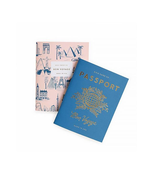 Rifle Paper Co. Passport Pocket Notebooks