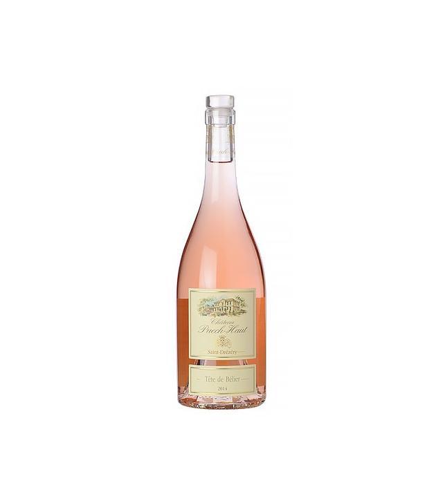 """Château Puech-Haut 2014 """"Tete de Belier"""" Coteaux du Languedoc Saint Drezery Rosé"""