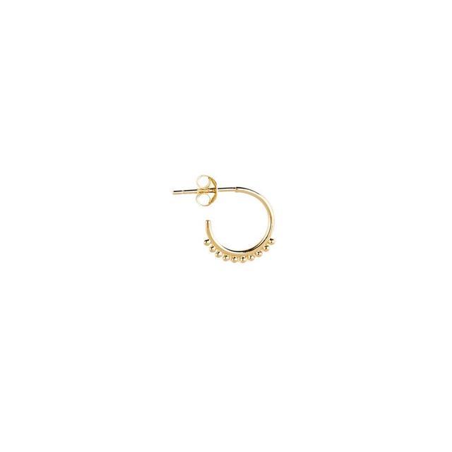 By Charlotte Cherish Hoop Earrings