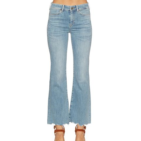 Lou Jean High Rise Cropped Bell