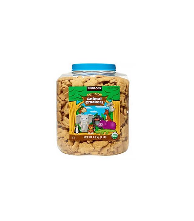 Kirkland Signature USDA Certified Organic Animal Crackers
