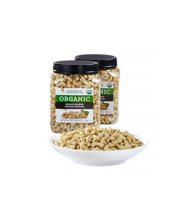 Hoody's USDA Organic Whole Cashews 2 Pack
