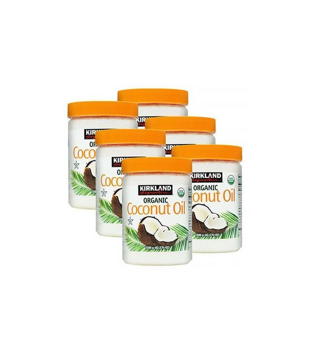 Kirkland Signature USDA Certified Organic Virgin Coconut Oil 6 Pack