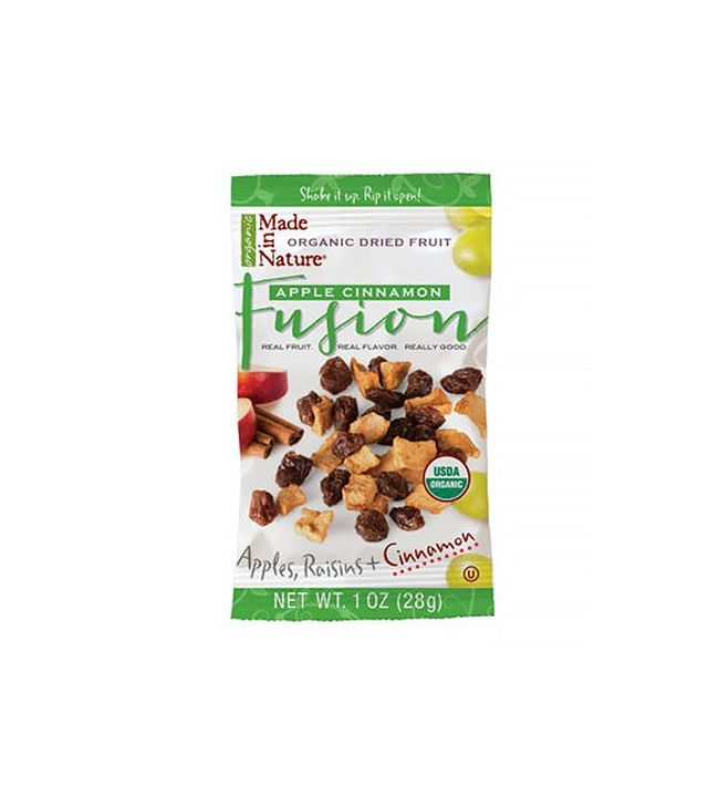 Made in Nature Organic Fusion Blend Apple Cinnamon and Tropical 72 Pack
