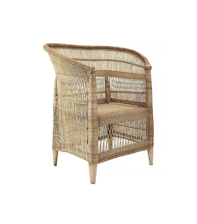 CB2 Woven Malawi Chair
