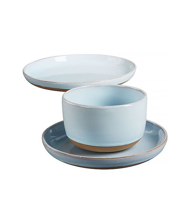 CB2 Natural Clay Dinnerware