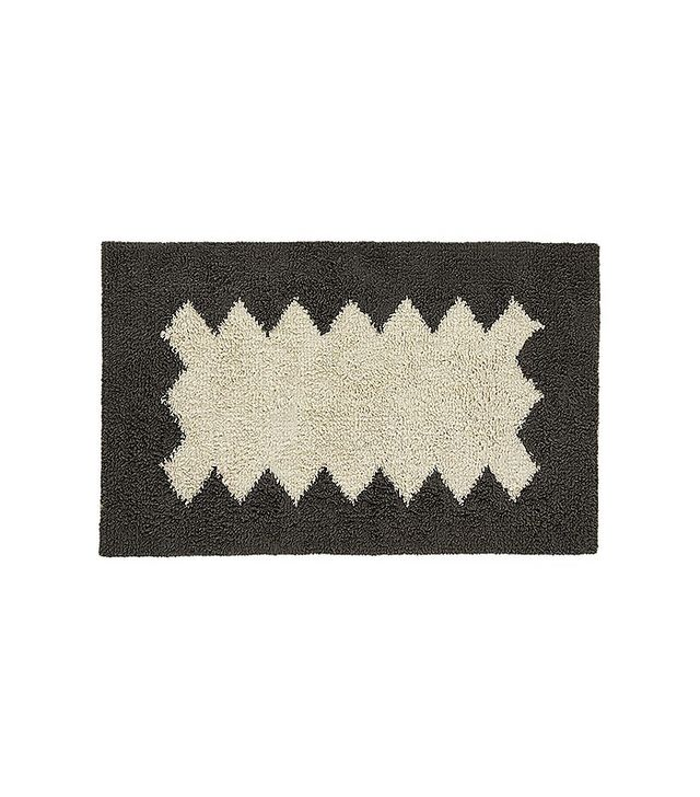 CB2 Inside Out Shag Rug
