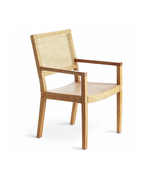 Wisteria Modern Woven Armchair