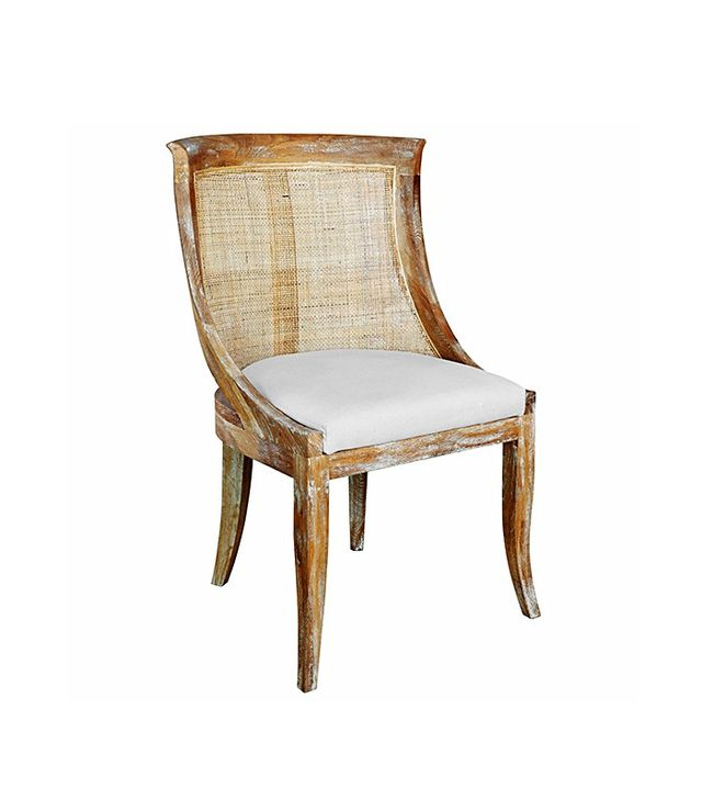 Bungalow 5 Monaco Natural Arm Chair