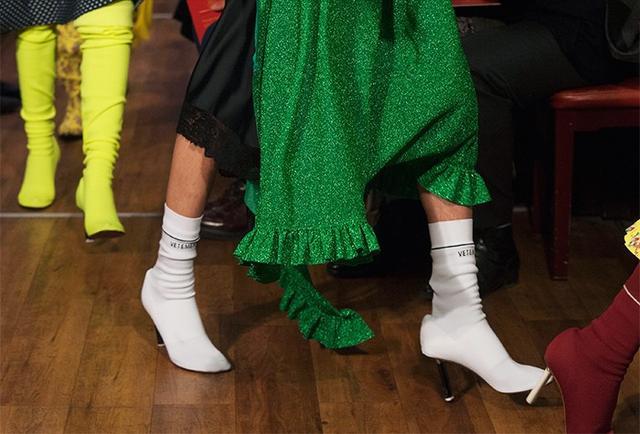 #11: Sock Boots