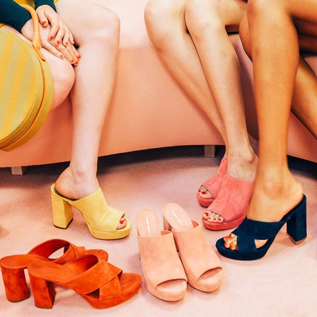 Mansur Gavriel's First Shoe Collection Is Now in Stores