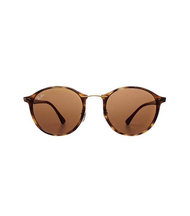 Ray-Ban RB4242 Light Ray Round Sunglasses