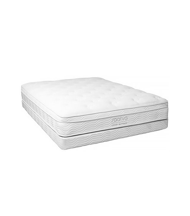 Saatva Queen Luxury Firm Mattress