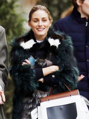 The Styling Trick Olivia Palermo Uses to Elevate a Pair of Jeans