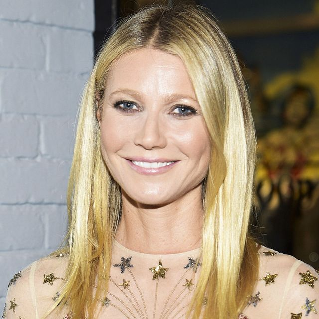 Gwyneth Paltrow on the 7 Things That Give Her That Glow