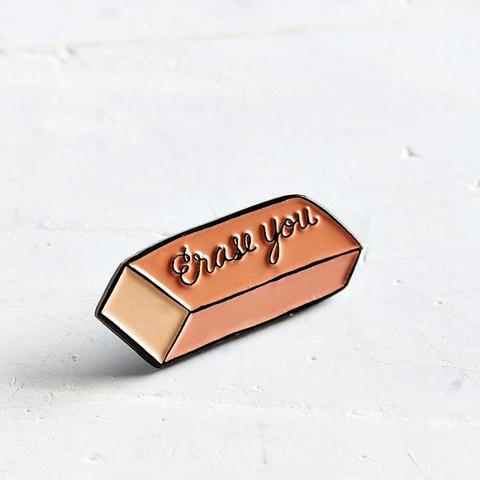 Erase You Pin