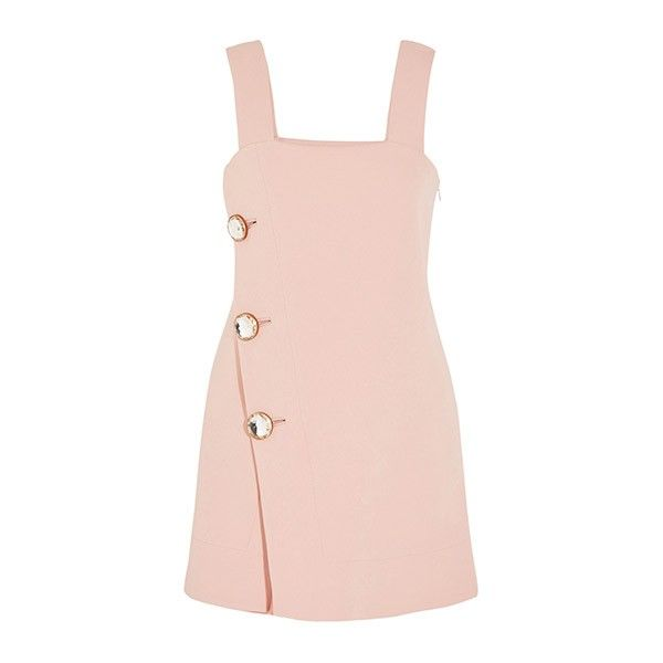 Marni Crystal Embellished Mini Dress