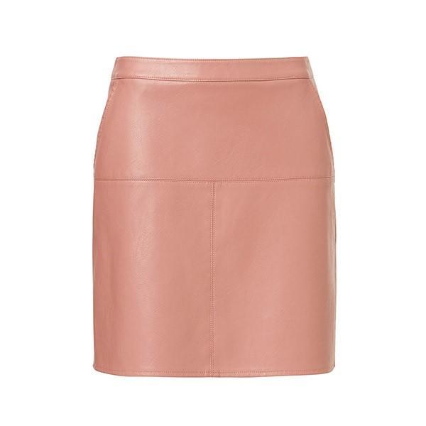Sportsgirl Mia PU Mini Skirt