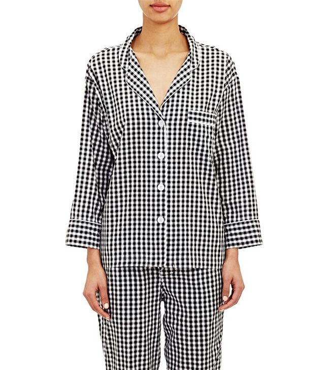 Sleepy Jones Marina Pajama Top