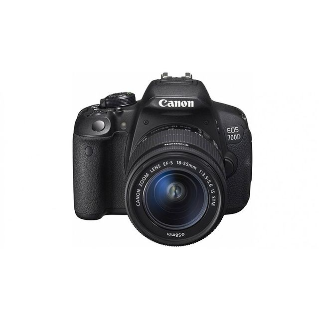 Canon 700D DSLR Camera with 18-55mm Lens Kit