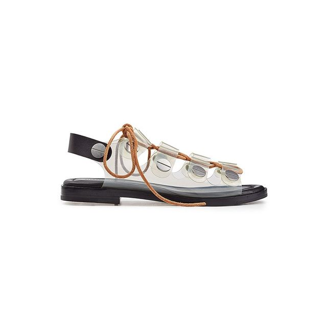 Alexander Wang Lace Up Sandal