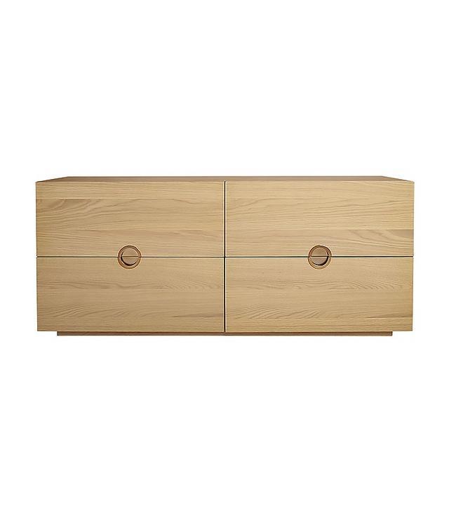 CB2 Central Low Dresser