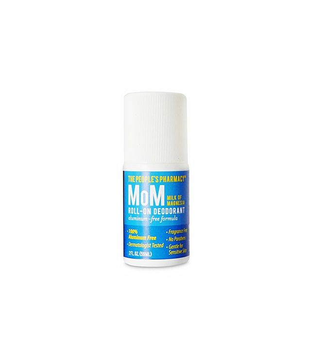 The People's Pharmacy Milk of Magnesia Roll-On Deodorant