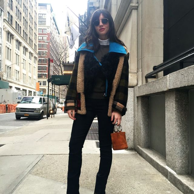 How Our Editorial Director Styles Our Target Collection at NYFW