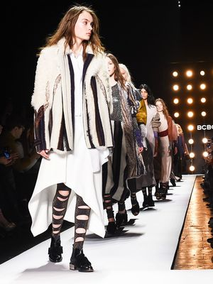 The Fashion Girl Way to Layer, According to BCBG