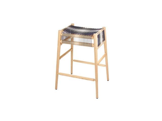 H Furniture Loom Barstool