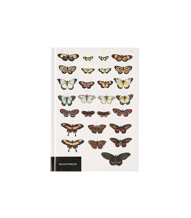 Urban Outfitters Butterflies Journal