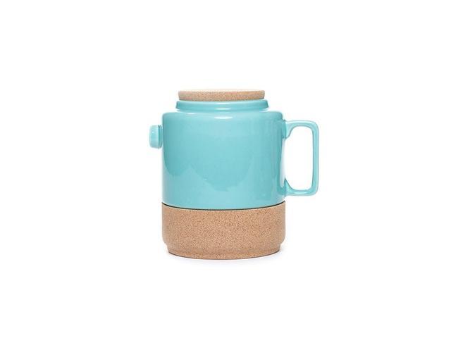 Amorim Alma Gemea Blue Teapot