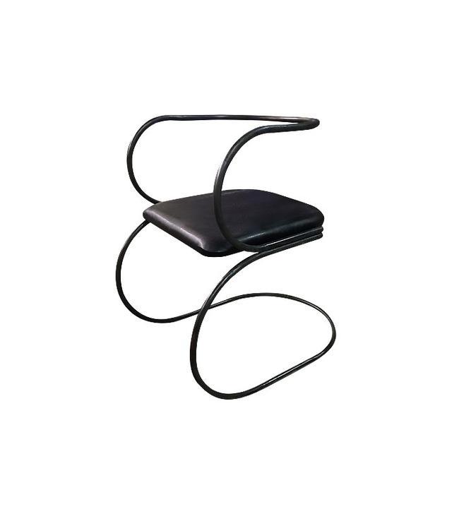 Nathan Horwitt Design Metal Chair