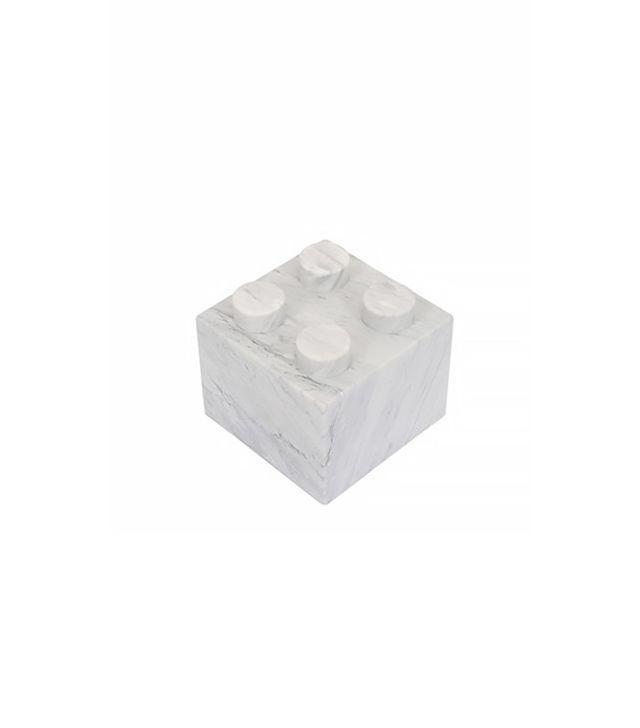 App One by Andrea Giovannetti Carrara Marble Lego