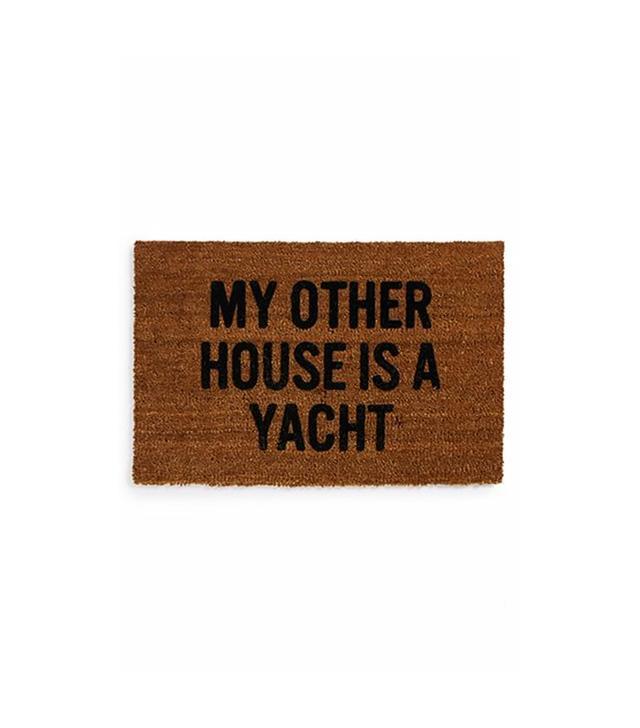 Reed Wilson Yacht Doormat