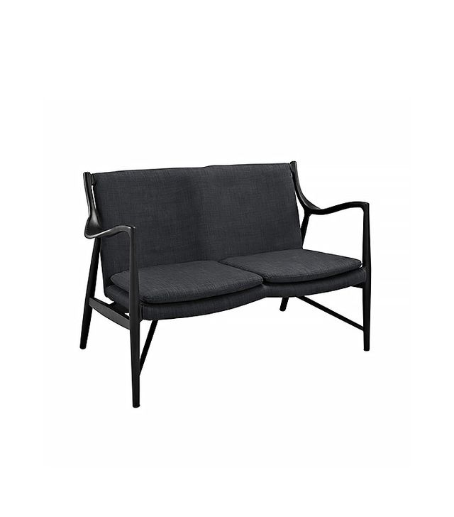 Dot & Bo Modernist Loveseat Chair