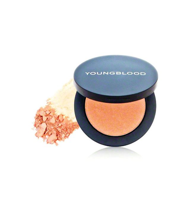 Young Blood Mineral Blush in Nectar