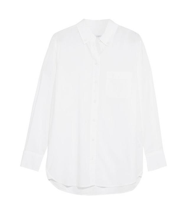 Equipment Margaux Cotton Poplin Shirt