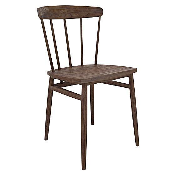 Soundslike HOME Twist Walnut Chair